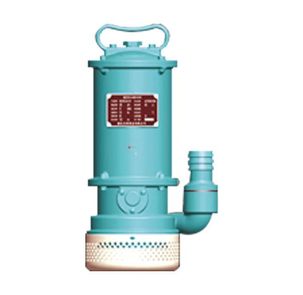 QDX系列单相、三相潜水电泵