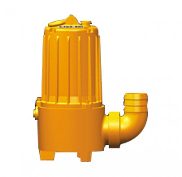 WQ/QG型抗堵塞切割污水污物系列潜水电泵
