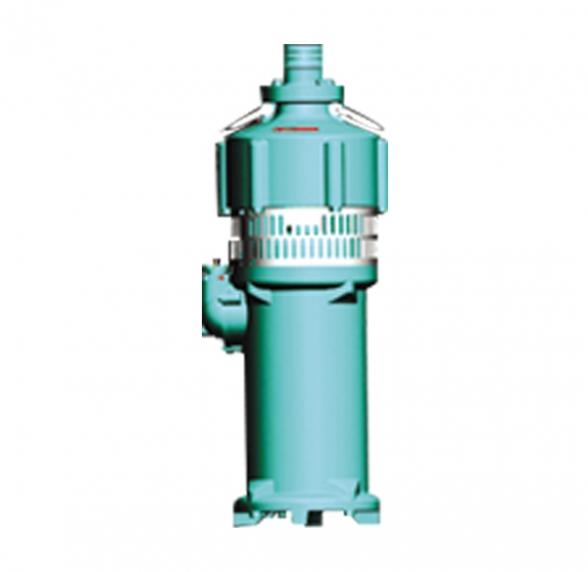 Q型多级上吸式潜水电泵