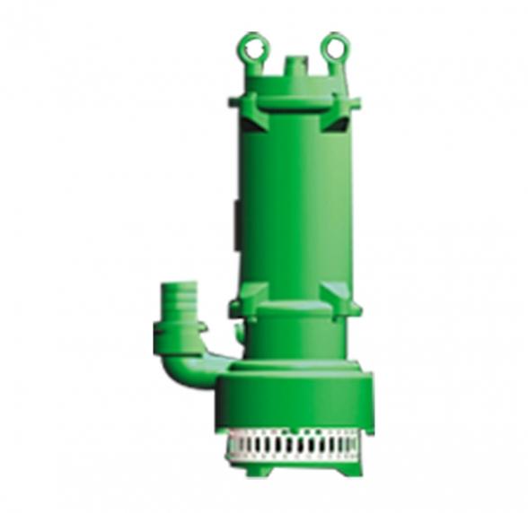 QX型多级下吸式(污水)潜水电泵